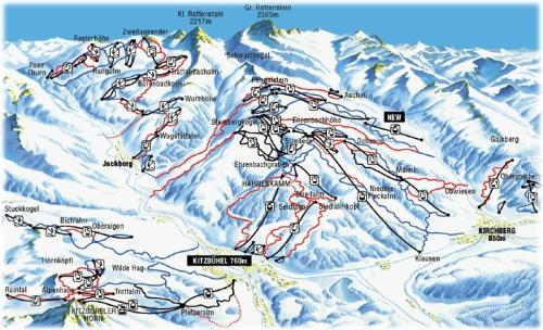 kitzbuhel-piste-map