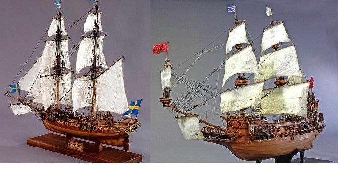 第2回京都帆船模型倶楽部作品展のご案内