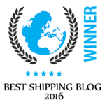 Shipping and Freight Resource wins Best Shipping Blog Award