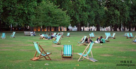 St James Park, London, England