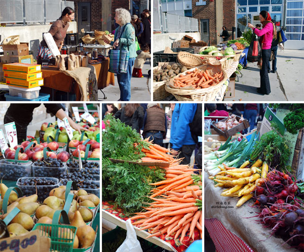 Wynchwood Barns Farmers' Market