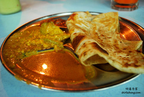 Roti Canai - 30种必尝大马美食 (30 Must Eats Malaysian food)