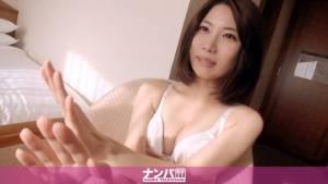 【動画あり】理子 27歳 エレベーターガール マジ軟派、初撮。523 in 横浜 チームN 200GANA-703シロウトTV (1)