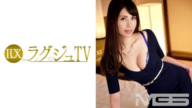 【動画あり】 江川真希 36歳 社長秘書ラグジュTV 255 259LUXU-259シロウトTV (1)