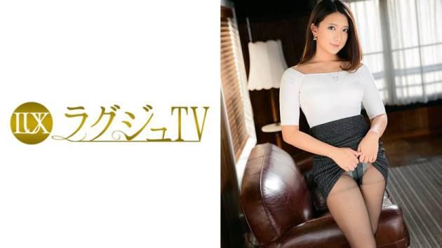 【動画あり】彩絵 31歳 カフェ店員 ラグジュTV 481 259LUXU-492 シロウトTV (16)