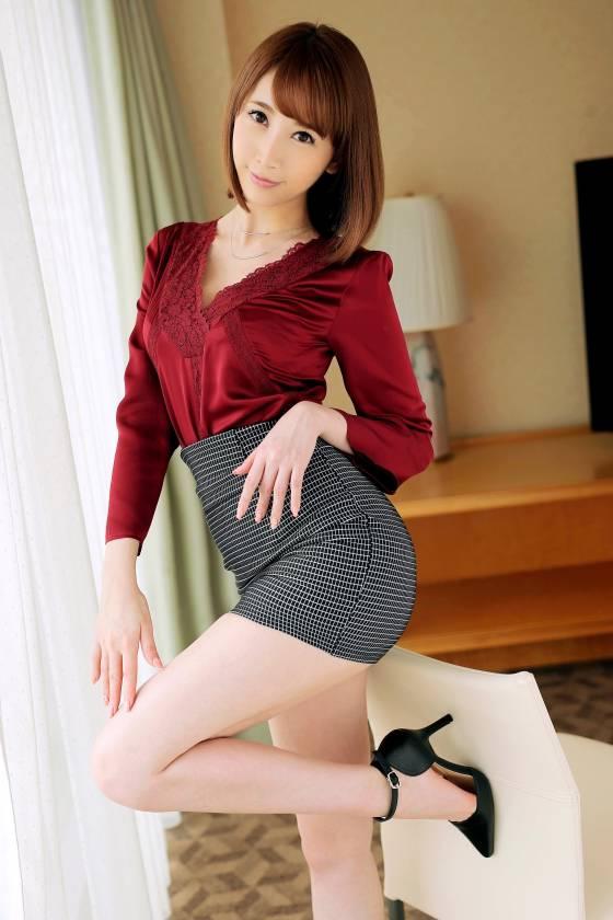 【動画あり】希咲あや 27歳 モデル ラグジュTV 525 259LUXU-540 シロウトTV (1)
