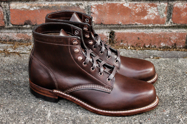 wolverine-1000-mile-boots-service