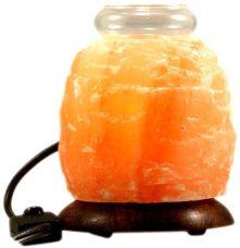 himilayan salt lamp