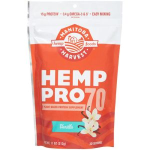 vanilla hemp protein powder