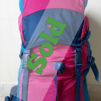 Mountain Climbing Travel Hiking Rucksack Backpack in Kenya