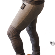 Fame Leggings Grey side