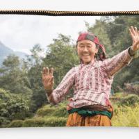 Estoig - Genial senyora a Turdi - Gyachchok (districte de Gorkha)