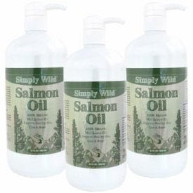 Simply Wild Salmon Oil