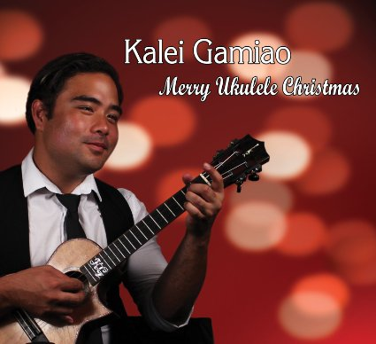 merry ukulele chiristmas_kalei gamiao