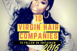 best virgin hair companies