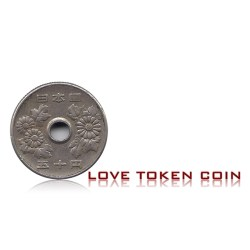 Love Token coin - Worth Gifting on collection