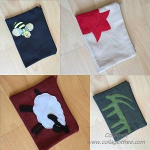 Cosmetic / Phone Bags