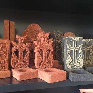 Vardenis Stone Carving