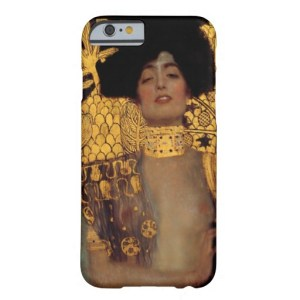 Gustav Klimt Judith And The Head Of Holofernes iPhone 6 Case