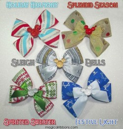 Holiday Bows 2015