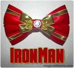 Iron Man Bow
