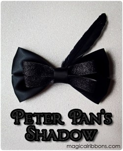 Peter Pan's Shadow Bow