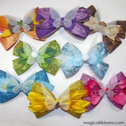 Fairy Friends Bows