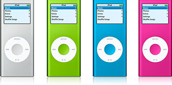 4GB iPod nano (Refurbished)