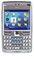 Cingular Nokia E62