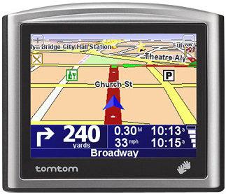 Dell TomTom GPS