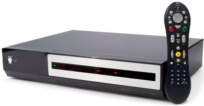 TiVo 180-hour HD DVR