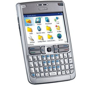 Nokia E62 on Cingular