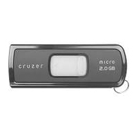 SANDISK 2GB Cruzer Micro with U3 Technology