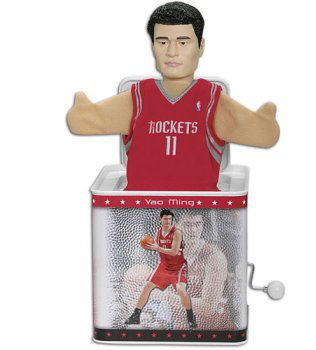 Yao Ming in a Box