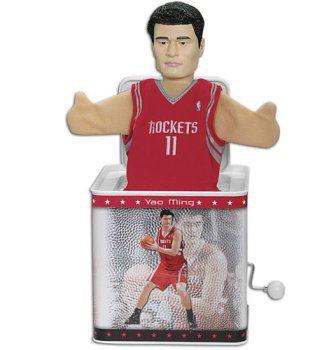 Yao Ming in a Box