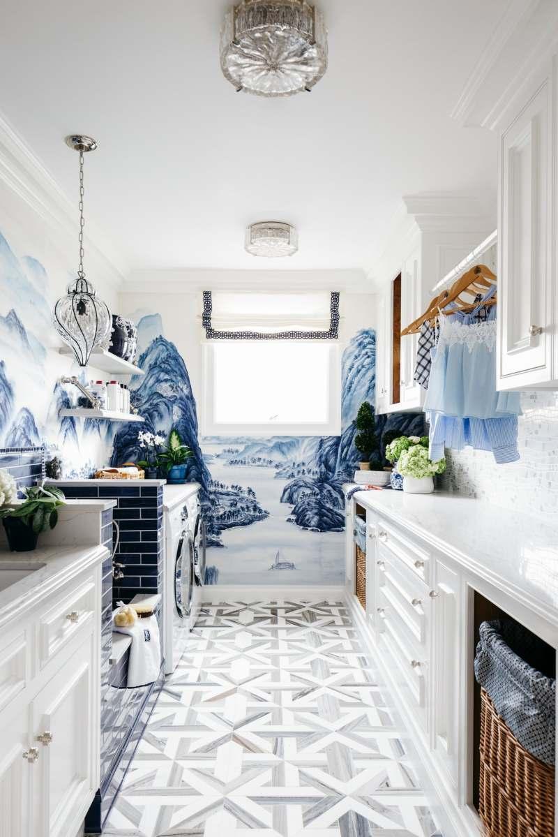 Large Of Farmhouse Kitchen Wallpaper