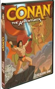 Conan The Adventurer: Season One Review