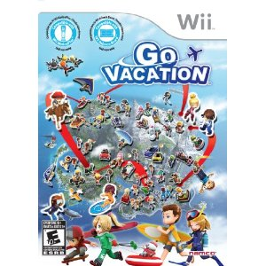 Wii Adventure Game: Go Vacation (Review)