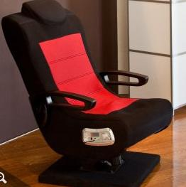 X Cooper Wireless Game Rocker Chair From Hayneedle