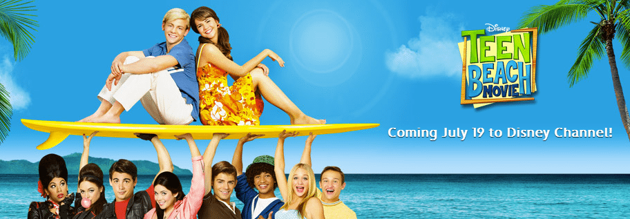 Teen Beach Movie: The Perfect Movie That The Whole Family ...