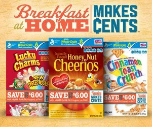 Breakfast At Home Makes Cents!