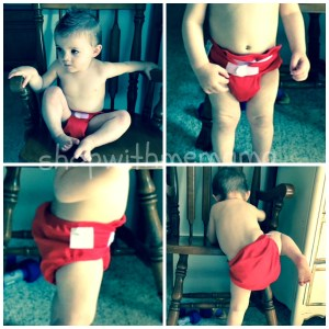 Real Nappies Cloth Diapers (Review) #clothdiapers