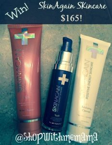 SkinAgain: Beauty Essentials for Moms On-The-Go