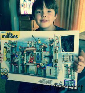 Mega Bloks Minions Castle Adventure