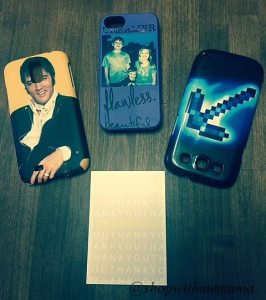 Create A Custom Case For Your Phone Or Skin For Your Laptop!