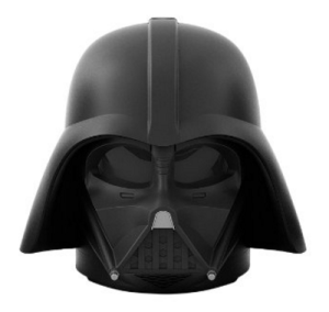Star Wars Darth Vader Ultrasonic Cool Mist Humidifier