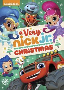 Nickelodeon Favorites: A Very Nick JR. Christmas!