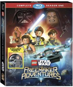 Lego Star Wars Freemaker Adventures Season One (Giveaway)