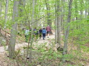 Farm River State Park EH trail segment
