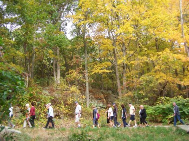 Interpretive Walk in East Haven
